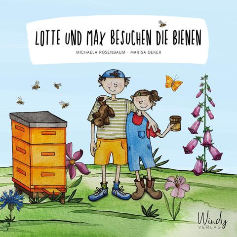 Max und Lotte besuchen die Bienen