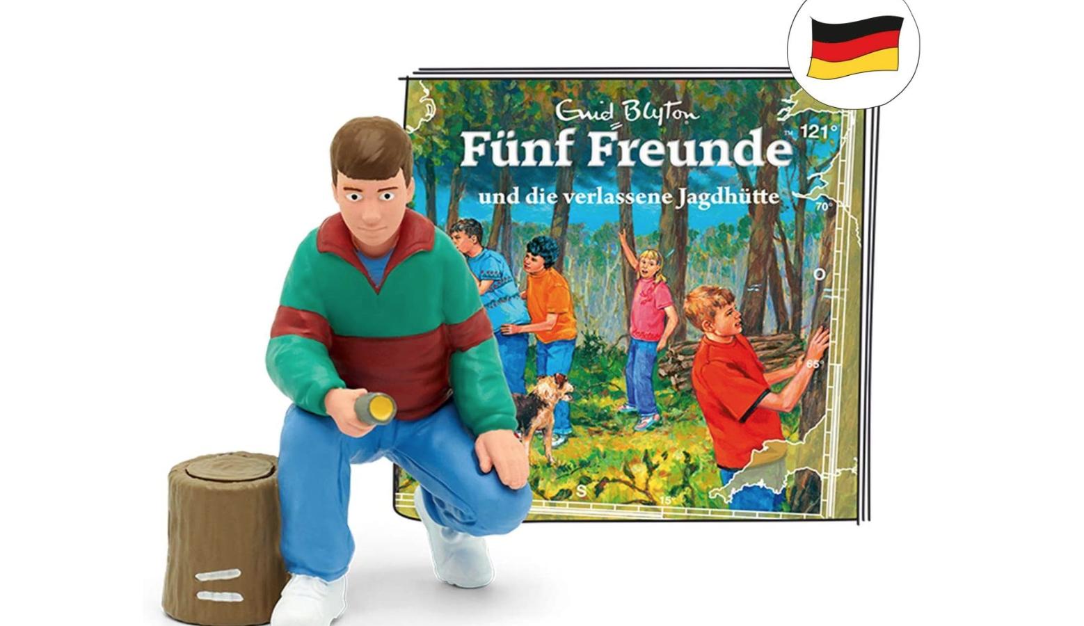 "Tonie ""Fünf Freunde"""