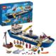 Lego Meeresforschungsschiff