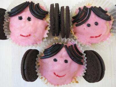 Prinzessin Leia Muffins