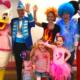 Karneval im Kiwifalter 2021