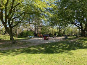 Kleinkindspielplatz im Nordpark