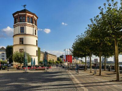 Kinderstadtrallye Düsseldorf
