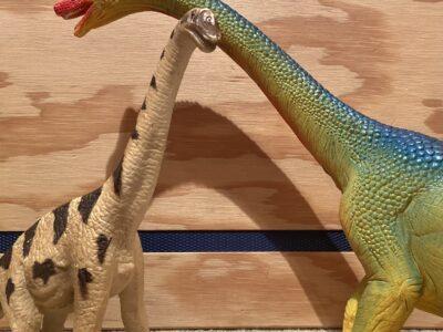 Kostenlose Dinosaurier-Ausstellung