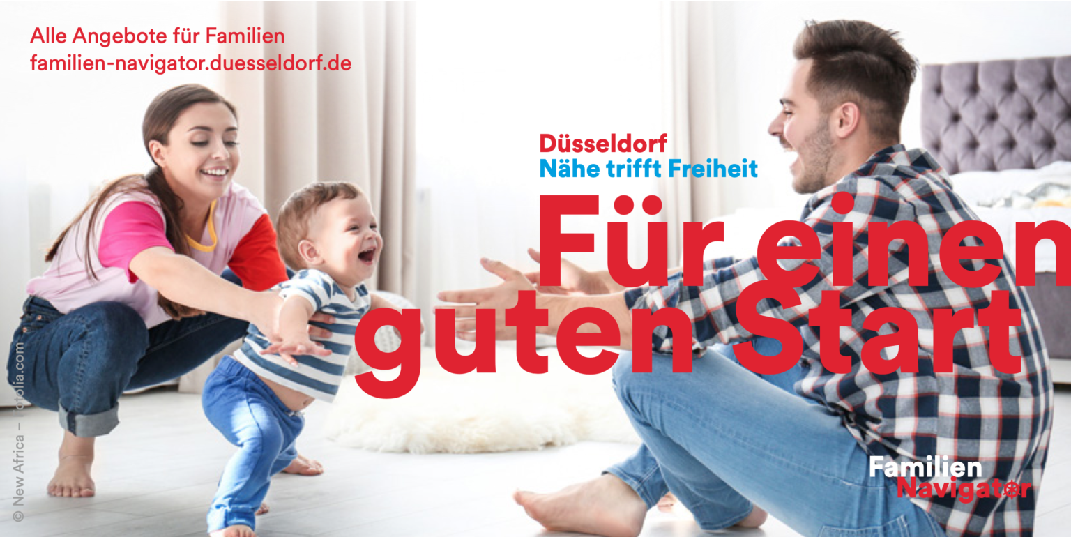 Familien-Navigator Düsseldorf